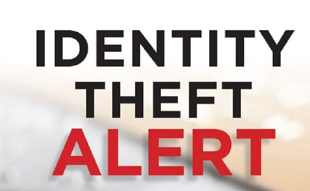Identity Theft Alert!