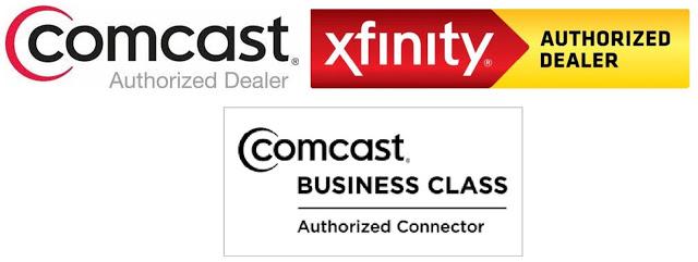 Your Comcast / Xfinity Authorized Dealer